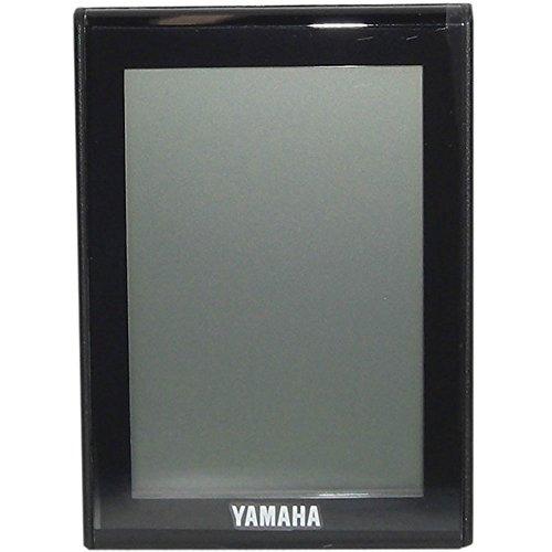Yamaha Unisex– Erwachsene LCD Display Fahrraddekor, Schwarz, 1size