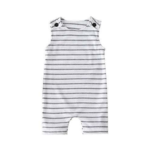 SHOBDW Body Bebé Niño Recién Nacido Trajes De Mameluco De Una Pieza Care Pijama para Bebé Niña...