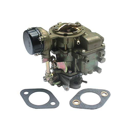 KIPA Carburetor For Carter YF Type, Fits for Ford 240 250 300 YF C1YF 6 Cylinder CIL Engine 1975-1982 D5TZ9510AG Replace # RSC-300A 6307S 6054 6055 6-736 6056 6057 6058 6059