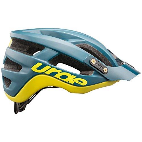 Urge ubp18814l Casco de Bicicleta de montaña Unisex, Azul/V