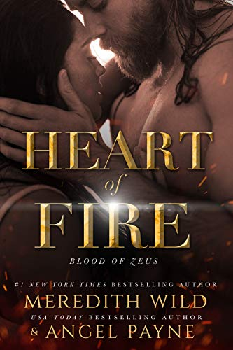 Heart of Fire: (Blood of Zeus: Book Two) (English Edition)