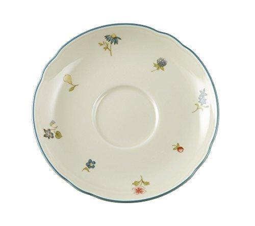 Untere zur Teetasse 13 cm 6 Stück Marie Luise Streublume 30308 von Seltmann Weiden