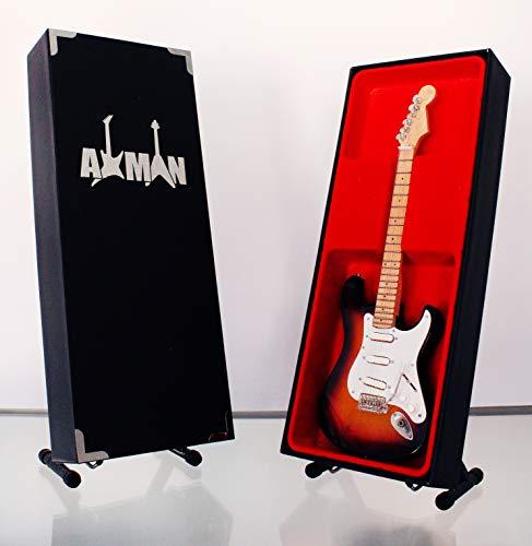 Eric Clapton Derek And The Dominos - Réplica de guitarra en miniatura (vendedor del Reino Unido)