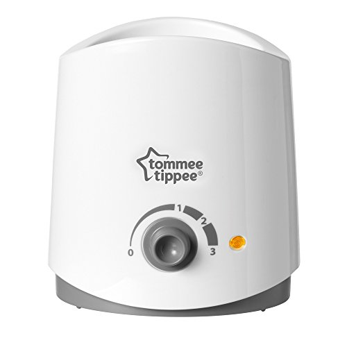 Tommee Tippee Closer to Nature ScaldaBiberon e Scaldaomogeneizzati, Bianco