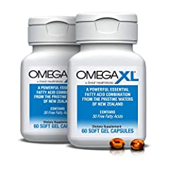 MUSSELS FOR YOUR JOINTS: The active ingredient in OmegaXL is sourced from green-lipped mussels – not fish. Our green lipped mussels are sustainably farmed in the pristine ocean waters of New Zealand. The oil extract in OmegaXL is natural, safe, and e...