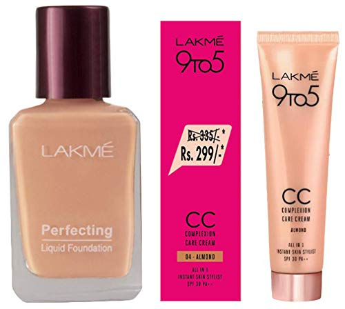 Best lakme 9 to 5 cc cream Review