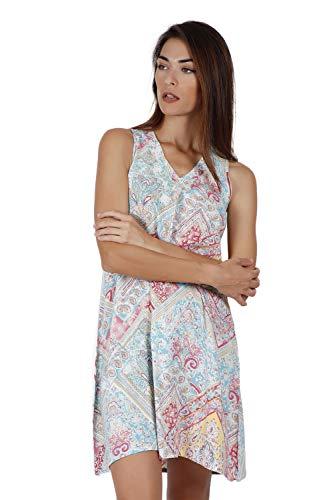 ADMAS Garden Camisola Tirantes Colored para Mujer