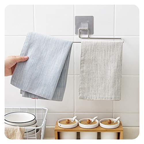 TangMengYun Küchen Organizer Aufbewahrung Küche Toilettenpapierhalter Papierrollenhalter hängend Badezimmer Toilettenpapierhalter Rollenpapierhalter Handtuchhalter Ständer Dauerhaft