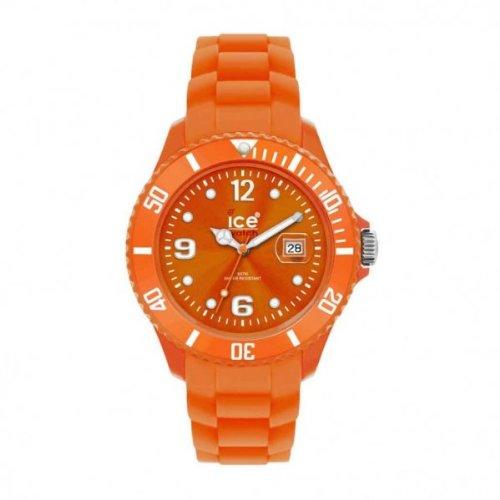 Ice-Watch Unisex-Armbanduhr Big Sili Collection Orange SI.DO.B.S.10