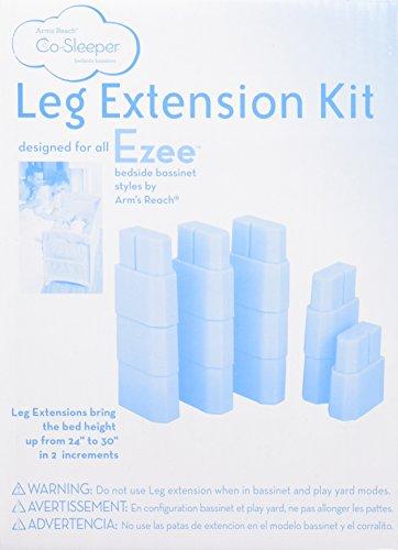 Arms Reach Concepts Ezee Leg Extensions, Neutral