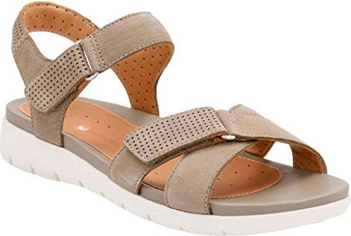 Clarks Un Saffron Womens River Sandals