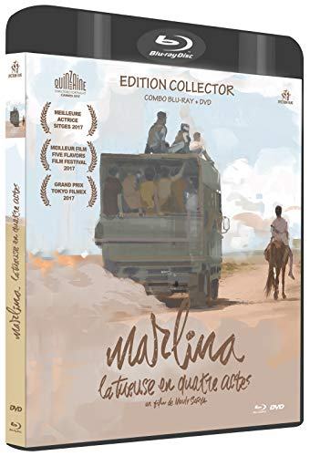 Marlina : La tueuse en 4 actes [Francia] [Blu-ray]