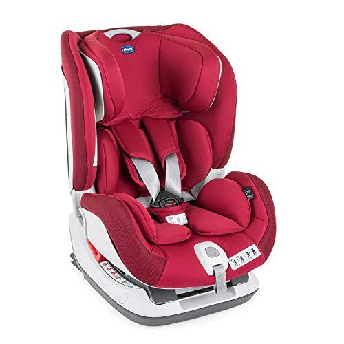 Chicco Seat Up 012 Siège Auto Bébé Inclinable 0-25 kg ISOFIX, Groupes 0+/1/2 pour Enfants de 0 à 6 Ans, Facile à Installer, avec Coussin Réducteur