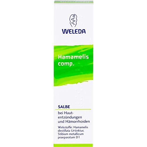 WELEDA Hamamelis comp. Salbe, 25 g Salbe
