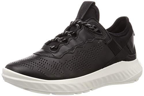 ECCO ST.1LITEW, Zapatillas Mujer, Negro (Black/Black 51052), 40 EU