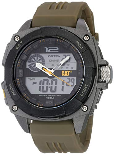 Reloj Digita para Hombre color Verde MD15523121
