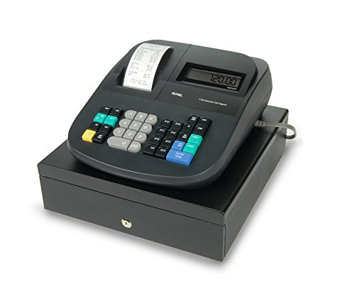 Royal Consumer 52104Y-FE 120dx Cash Register
