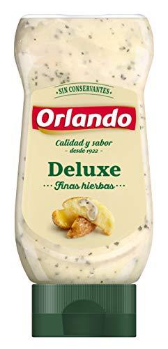 Orlando Salsa Deluxe Fusión 245 g