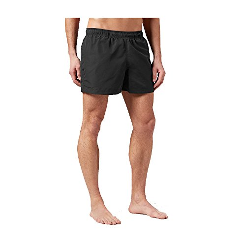 Reebok Basic BW Boxer Shorts, schwarz