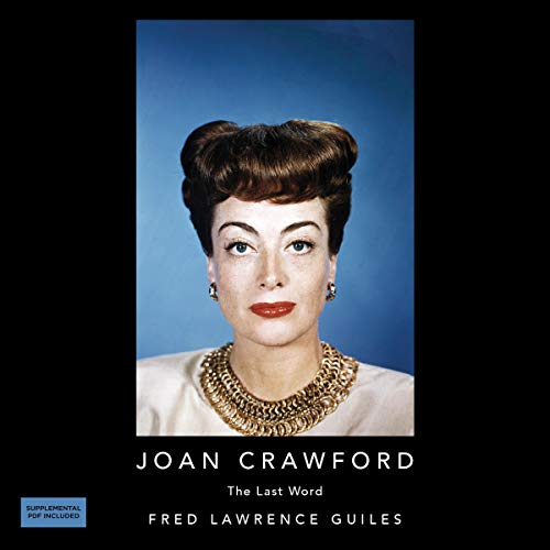 『Joan Crawford: The Last Word』のカバーアート