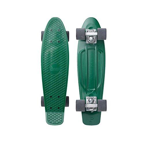 Penny Cruiser 22 Zoll Dark Forest Skateboard, Unisex, Erwachsene, Grün, 22 Zoll