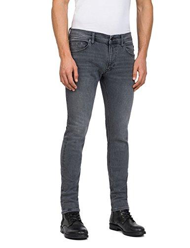 Replay Herren JONDRILL Skinny Jeans, Grau (Grau 9), W33/L32