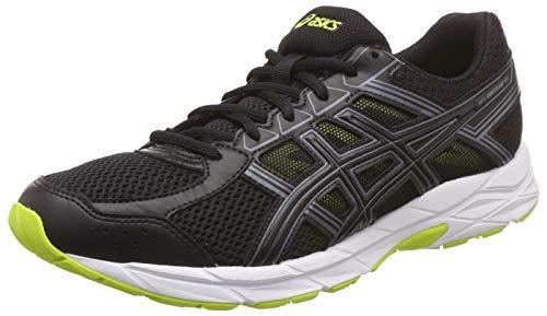 ASICS Men Gel-Contend 4B Black/Energy Green Running Shoes-7 UK/India (41.5 EU) (8 US) (TOO1B.002)