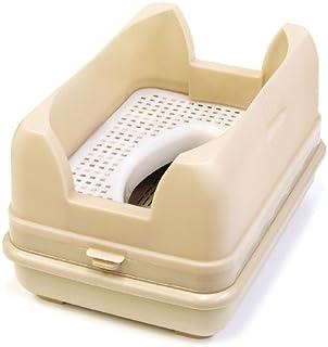 キャットワレ コンパクトで便利な猫ちゃん用システムトイレ