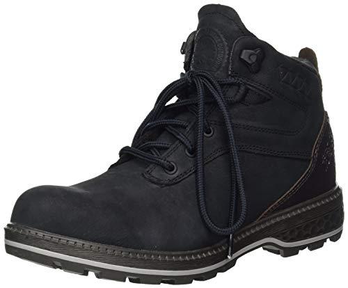 Jack Wolfskin Herren Jack Ride MID M Combat Boots, Grau (Phantom/Espresso 6363), 45 1/3 EU
