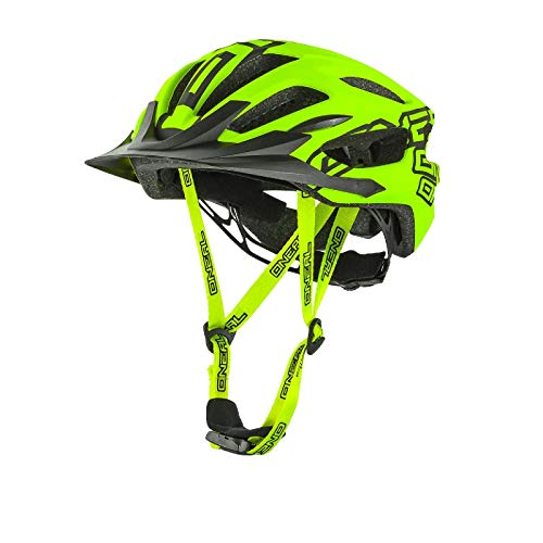 O'NEAL Fahrradhelm Q RL, Neon Gelb, XS/S/M (53-58 cm), 0504-30