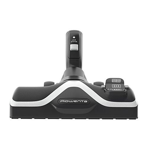 Preisvergleich Produktbild Rowenta ZR903801 Powerglide Düse,  passend für Silence Force und X-Trem Power Staubsauger mit Klick-System RO64xx,  RO63xx,  einige RO68xx,  RO83xx,  RO76xx,  einige RO69xx