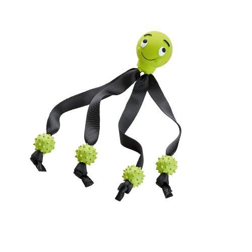 HUNTER TADLEY Hundespielzeug, mit Latex und langen Nylonstrippen