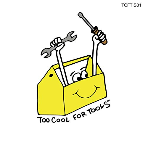 TOO COOL FOR TOOLS S01