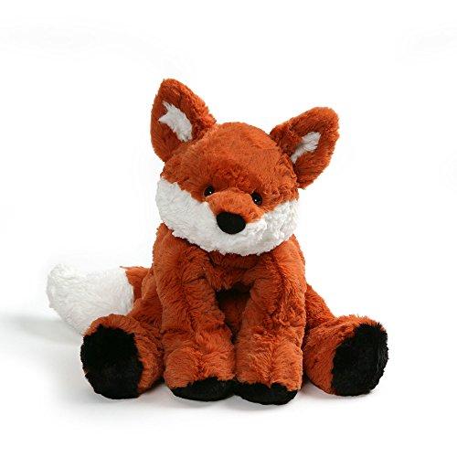 GUND Cozys Collection Fox Stuffed Animal Plush, Orange and White, 10'