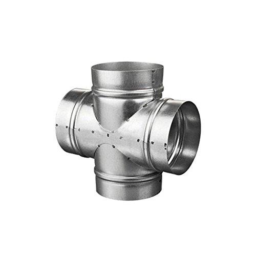 Giunzione a X per Estrattore aria/Tubo Flessibile Winflex (200mm)