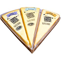 The Cheddar Gorge Cheese Company's 3 Cheese Selection