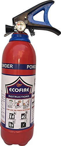 Eco Fire ABC Powder Type Fire Extinguisher 1KG