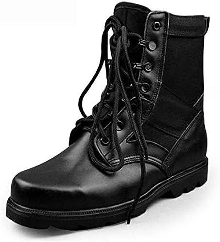 SONGXM Desert-Kampfstiefel Herbst und und und Winter Herren High-Top-Stiefel Trainingsstiefel Taktische Stiefel  Sparen Sie bis zu 70% Rabatt