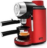 YINGGEXU Cafetera Electrodomésticos Mini Semi-Automático Manual Máquina de café Leche vaporizador de Cocina