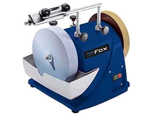 Aiguiseur avec meule et disque Cuir Fox F23 – 730 plus