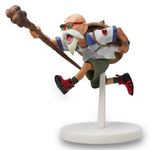 Banpresto - Figurine DBZ SCultures - Tortue Géniale 18cm - 0799599248978