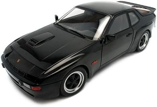 AUTOart 78001 Porsche 924 Carrera GT 1980 schwarz Die-Cast Ma ab 1 18