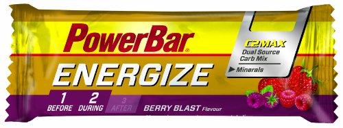 Powerbar Energize Berry Riegel, 5er Pack (5 x 55 g)