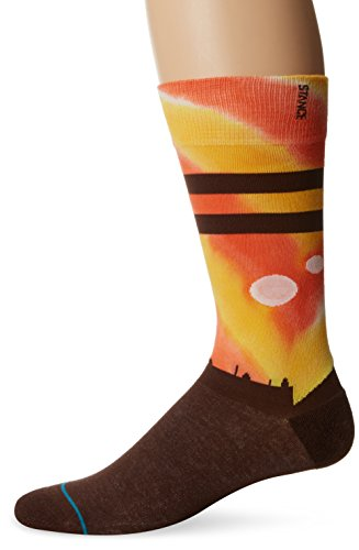 Stance Star Wars Tatoonie Socks Orange 43-46