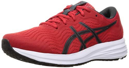 ASICS Patriot 12, Zapatillas de Running Hombre, Gris eléctrico Rojo grpahite, 47...