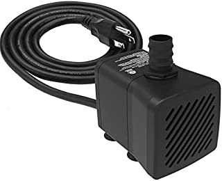 shining pond submersible water pump