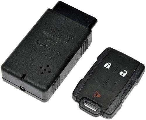 Dorman 99355 Keyless Entry Transmitter for Select Chevrolet / GMC Models (OE FIX)