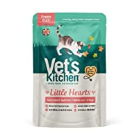 NOURISHING FISH - high protein from 27% freshly prepared salmon and trout and 26% digestible chicken ADDED GOODNESS - omega 3 and 6 maintain healthy skin and coat while added prebiotics are great for digestive health FREE FROM - wheat, beef, soya and...