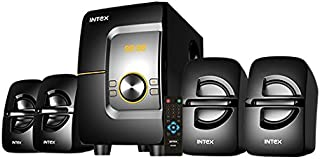 Intex IT Bang 4.1 SUFB Multimedia Speaker With Bluetooth/USB/FM/AUX