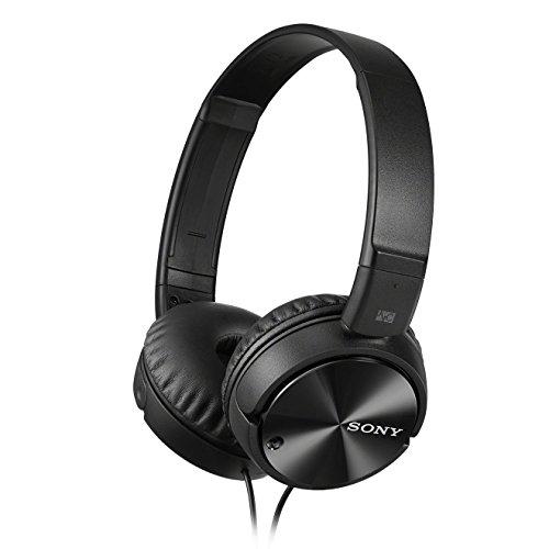 Sony MDR-ZX110NAB Casque à Réduction de Bruit - Noir